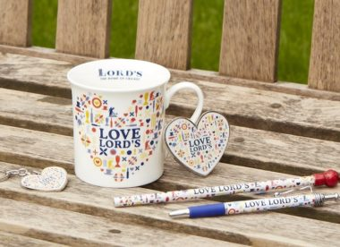 Lord's online store offering gifts, souvenirs & clothing