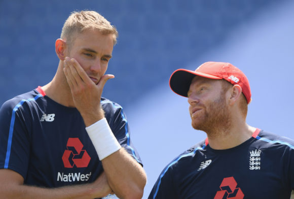 Stuart Broad & Jonny Bairstow return for third Test