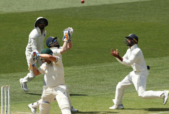 Live! Australia v India, first Test, Day 5
