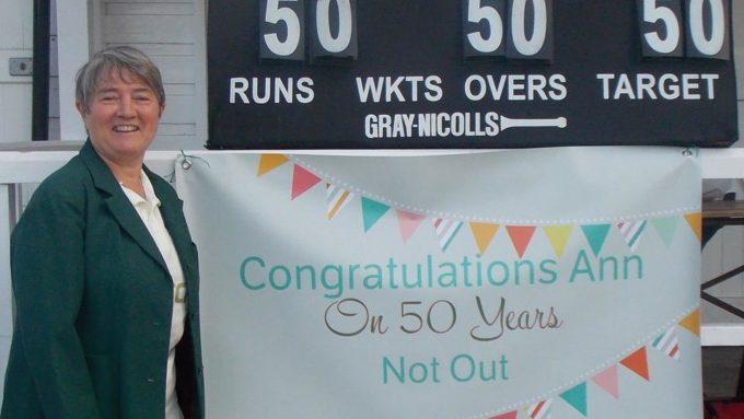 The Wisden Club Cricket Hall of Fame: Ann Baker