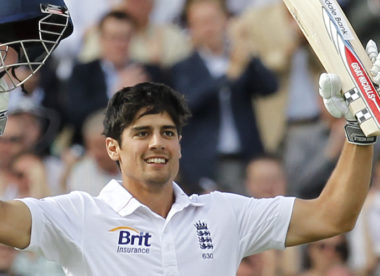 Alastair Cook: The edge of greatness – Almanack tribute by Steve James
