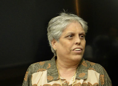 Diana Edulji calls appointment of India Women's coach 'unconstitutional'
