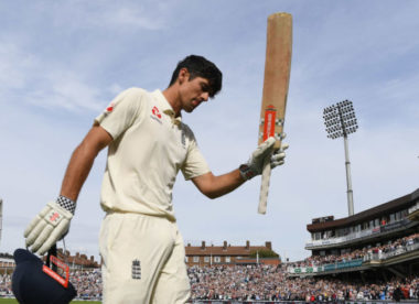 Test innings of the year: No.4 – Alastair Cook's quest for completion