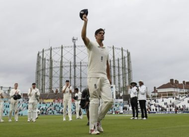 Alastair Cook set to be knighted in the new year, reports say