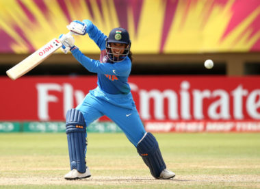Women's innings of the year: No.4 – Handling pressure the Mandhana way