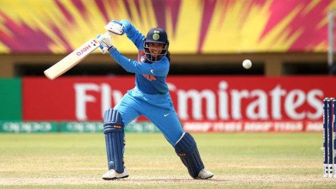 India's Mandhana wins the Rachael Heyhoe-Flint Award