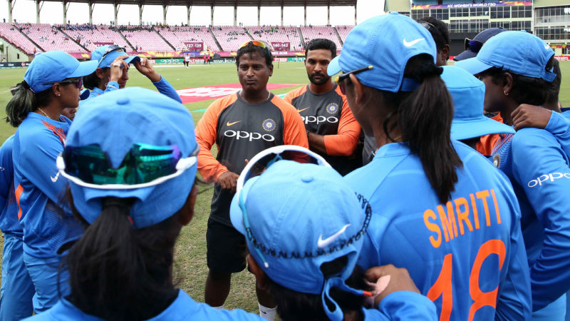 Powar can reapply for the position of head coach of the Indian womens team