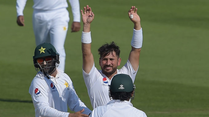 Yasir Shah fastest to 200 Test wickets, breaks 82-year-old record