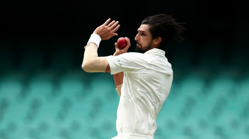 Ishant is a vastly improved bowler, and has embraced the leadership role well