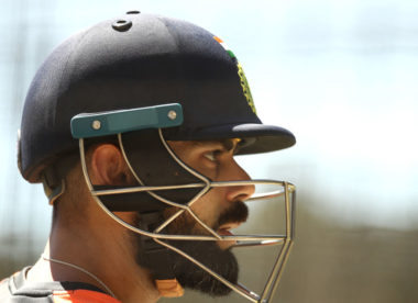 Watch: Virat Kohli smashes India bowlers in net session