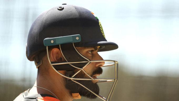 Watch: Virat Kohli smashes India bowlers in net session
