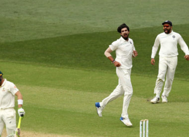 Ishant Sharma 'pissed off' after India win, says Kohli