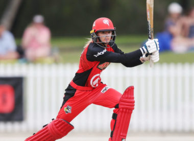 England trio star in Women's Big Bash League