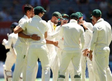Australia v India, second Test: Australia win by 146 runs to level the series 1-1