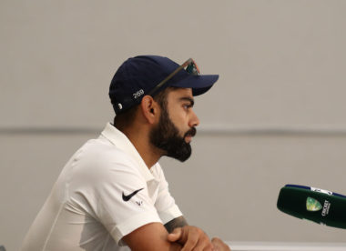'As long as there is no swearing, the line isn't crossed,' says Kohli