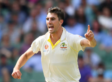 Cummins 'happy' at first change, backs Starc & Hazlewood