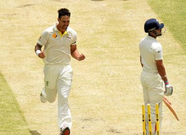Mitchell Johnson slams 'disrespectful' Virat Kohli