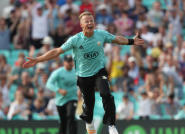 Tom Curran joins Sydney Sixers in the Big Bash League