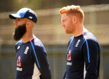 Moeen 'frustrated' with revolving batting spot but backs Bairstow at No.3