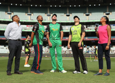 Big Bash to ditch coin toss in favour of bat flip