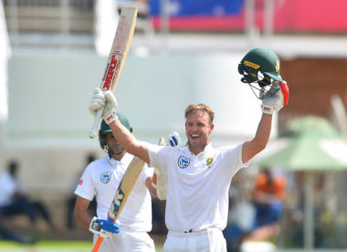 Test innings of the year: No.2 – AB de Villiers puts on one final show