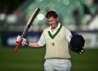 Test innings of the year: No. 3 - Kevin O'Brien shows Ireland belong