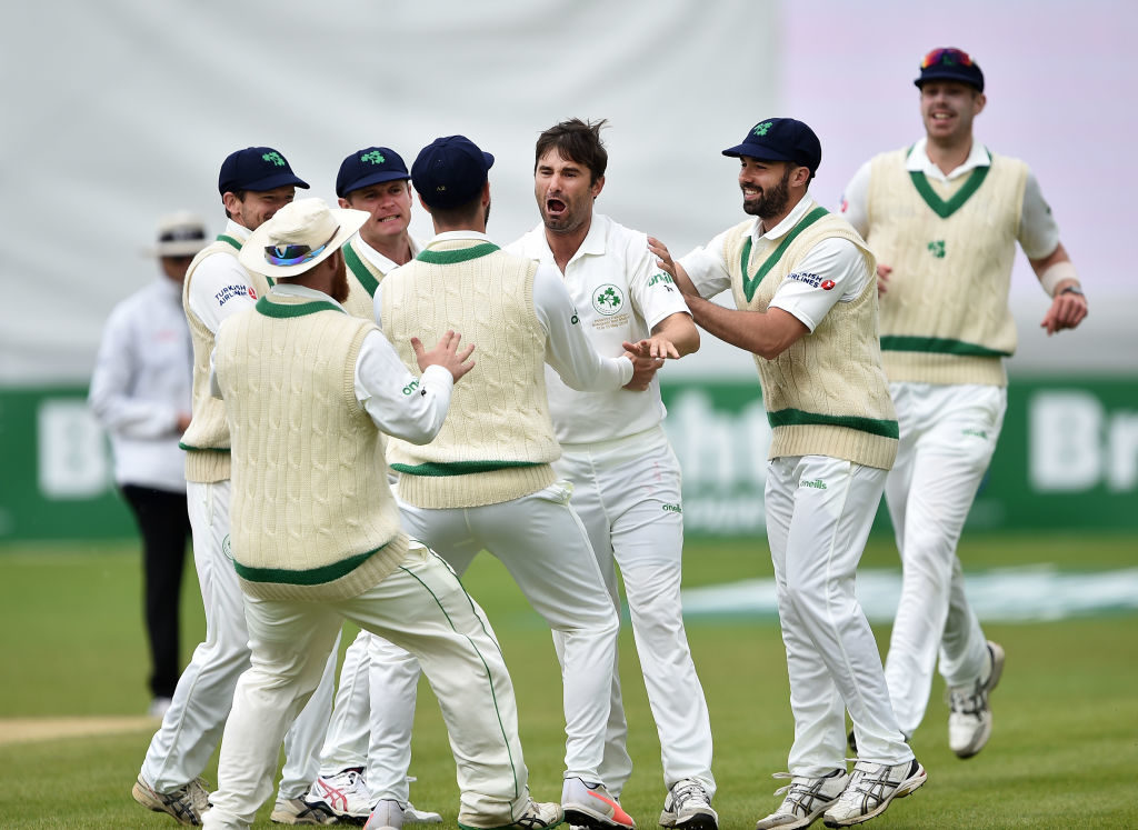 """It will be a great occasion – a bit of history for Ireland playing a Test match at Lord's"""