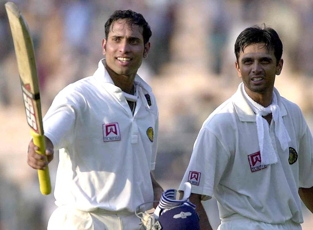 VVS Laxman and Rahul Dravid scripted one of Indias all-time great victories in Kolkata
