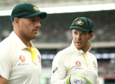 Paine backs Finch, Starc as Australia name unchanged XI for Perth