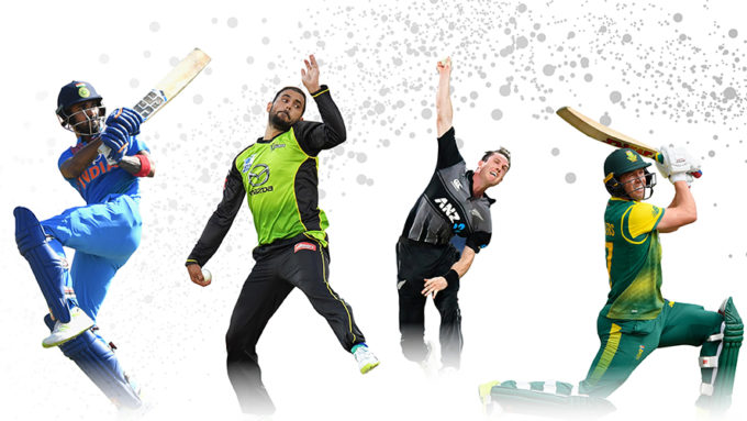 CricViz T20 team of the year