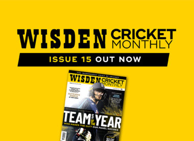 Wisden Cricket Monthly issue 15: Teams of the year