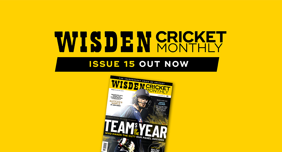 Wisden Cricket Monthly issue 15
