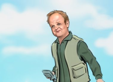 Cricket & I: 'It's like a Shakespeare play' – actor Toby Jones