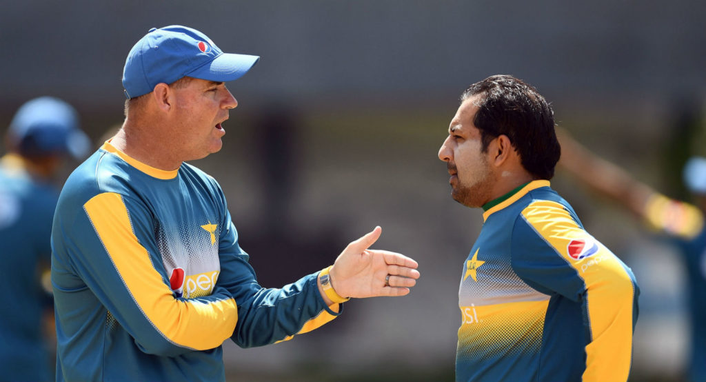 Mickey Arthur wants to test Pakistans bench strength