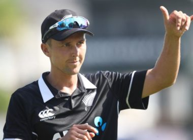 Trent Boult swing masterclass bowls India out for 92