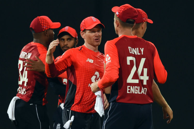 England Men play their first game against a qualifier on October 26 in Perth Stadium