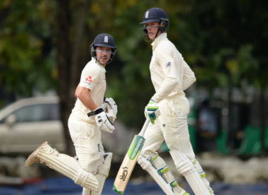 Burns & Jennings 'should be given a really good run' – Alastair Cook