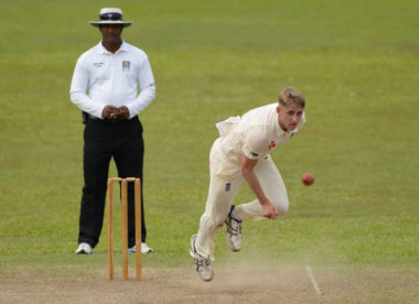 Olly Stone ruled out of Windies tour with back injury
