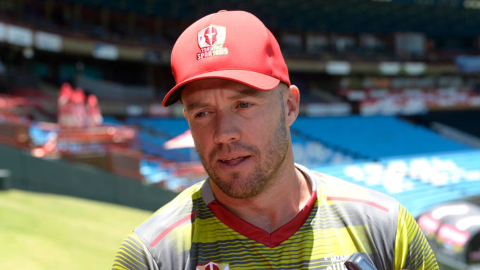 'I would love to be a part of it' – de Villiers on the Hundred