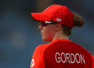 Kirstie Gordon named in England squad for must-win Ashes Test