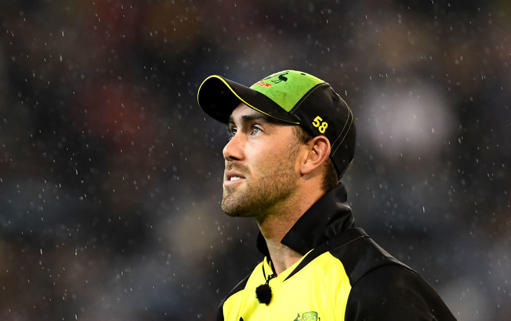 Glenn Maxwell offers versatility to the T20I Team of the Decade