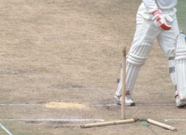 Two Ranji Trophy teams bowled out for 35 within days of each other