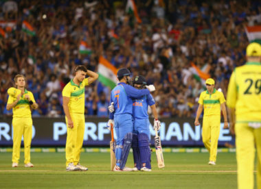 Five things we learned from India's ODI series win over Australia