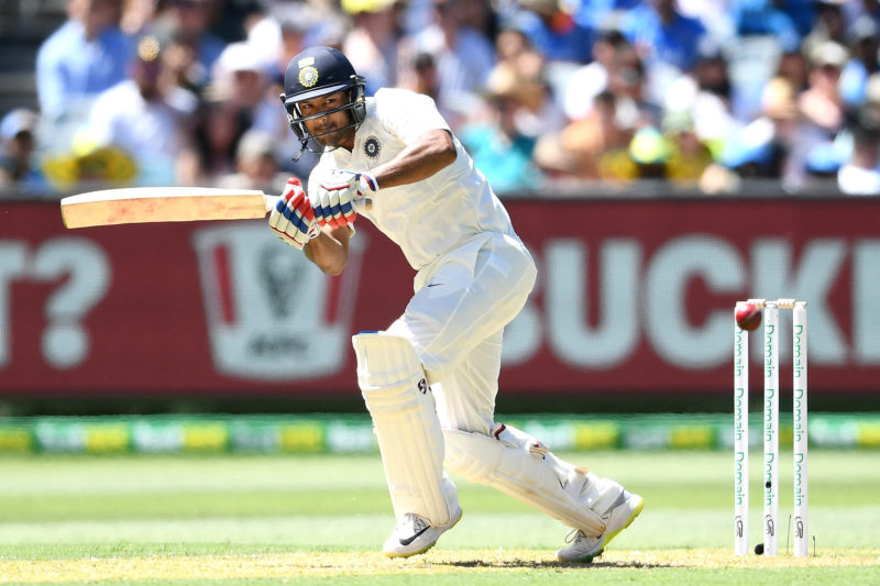 """Mayank Agarwal stepped in and batted like a champion at the top of the order"" - Kohli"