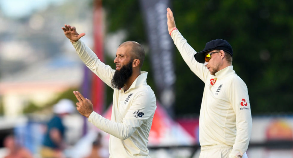 Moeen Ali Joe Root