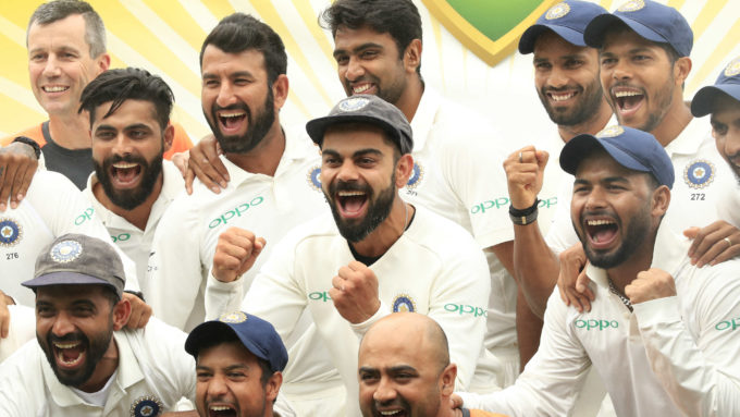 'Never been more proud' – Virat Kohli soaks in historic win