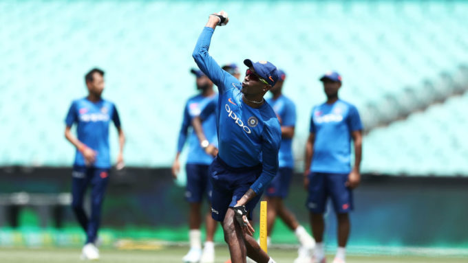 Hardik Pandya joins India squad in New Zealand