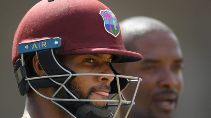 'It crossed my mind' – Shai Hope considered qualifying for England