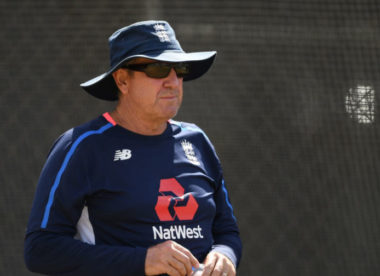'Our batting let us down' – Trevor Bayliss on series defeat