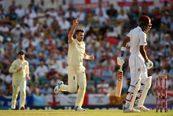 James Anderson: Ageless, tireless, peerless – veteran thrills in Barbados